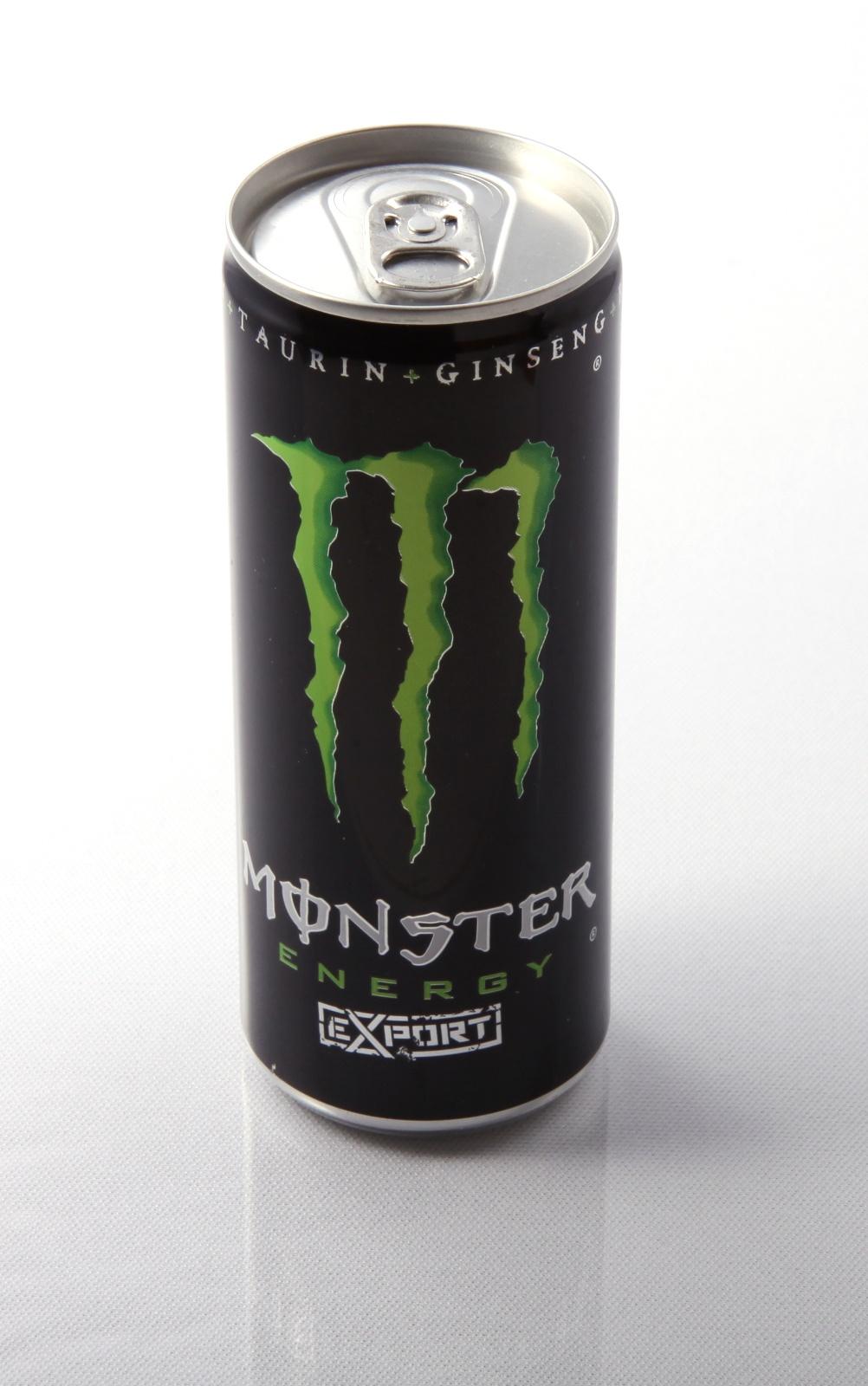 koffein i monster